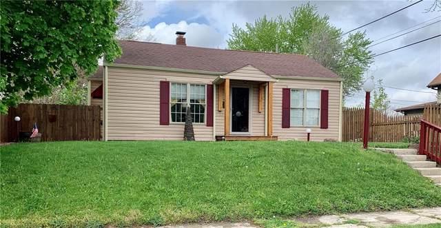 2118 Vine Street, New Castle, IN 47362 (MLS #21783109) :: The ORR Home Selling Team