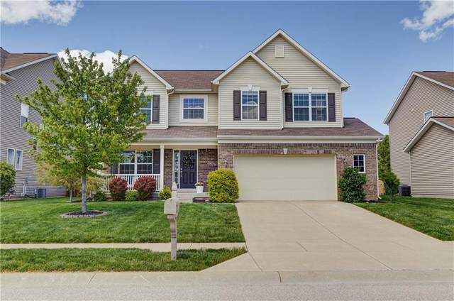 6182 Ringtail Circle, Zionsville, IN 46077 (MLS #21783146) :: RE/MAX Legacy