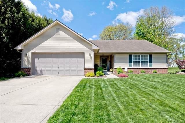 342 Watercrest Way, Avon, IN 46123 (MLS #21783151) :: The Indy Property Source