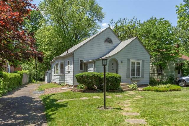 6630 N Broadway Avenue N, Indianapolis, IN 46220 (MLS #21783156) :: Mike Price Realty Team - RE/MAX Centerstone