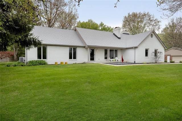 11412 Dona Drive, Carmel, IN 46033 (MLS #21783169) :: Ferris Property Group
