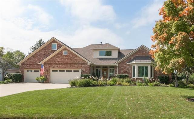 7450 Perrier Drive, Indianapolis, IN 46278 (MLS #21783175) :: Heard Real Estate Team | eXp Realty, LLC