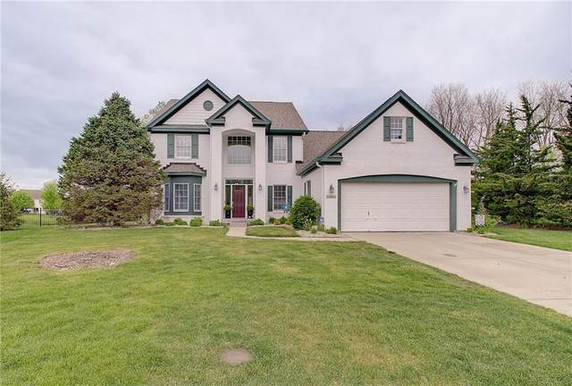 4655 Rockcress Court, Zionsville, IN 46077 (MLS #21783178) :: RE/MAX Legacy