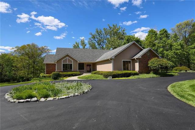 6716 Thoroughbred Drive, Indianapolis, IN 46278 (MLS #21783183) :: Dean Wagner Realtors