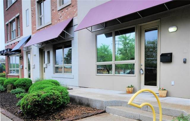 1012 Jackson Street, Columbus, IN 47201 (MLS #21783185) :: AR/haus Group Realty