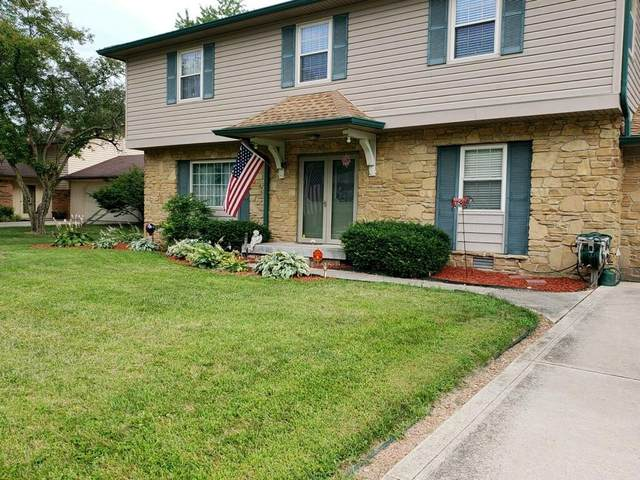 815 Knollwood Drive, Greenwood, IN 46142 (MLS #21783200) :: Anthony Robinson & AMR Real Estate Group LLC