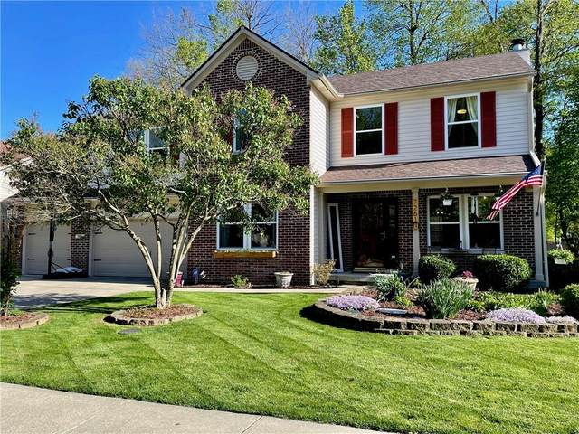 7261 Ponderosa Pines Place, Indianapolis, IN 46239 (MLS #21783205) :: RE/MAX Legacy