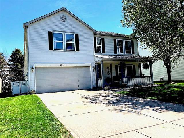 14535 Bramkrist Drive, Fishers, IN 46038 (MLS #21783209) :: AR/haus Group Realty
