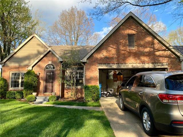 7633 Pinesprings Drive, Indianapolis, IN 46256 (MLS #21783213) :: Richwine Elite Group