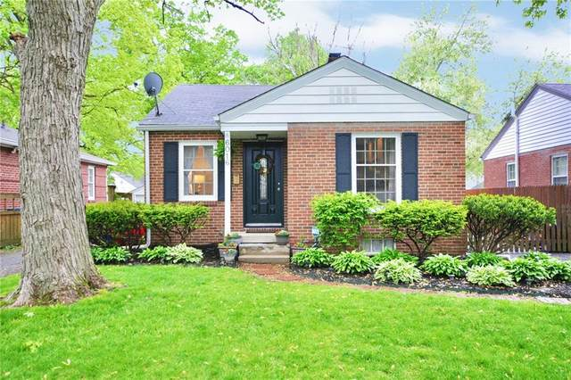 6016 Kingsley Drive, Indianapolis, IN 46220 (MLS #21783214) :: AR/haus Group Realty
