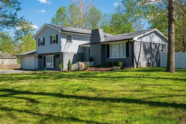 2211 E Edgewood Avenue, Indianapolis, IN 46227 (MLS #21783244) :: Mike Price Realty Team - RE/MAX Centerstone