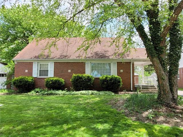 3127 Sharon Avenue, Indianapolis, IN 46222 (MLS #21783248) :: Ferris Property Group