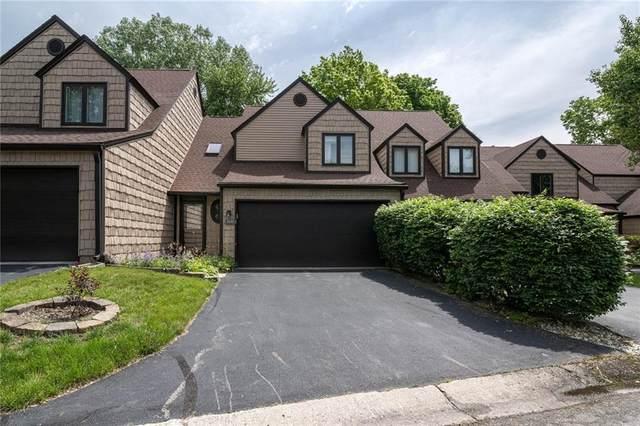 9649 Highgate Circle N, Indianapolis, IN 46250 (MLS #21783249) :: Heard Real Estate Team   eXp Realty, LLC