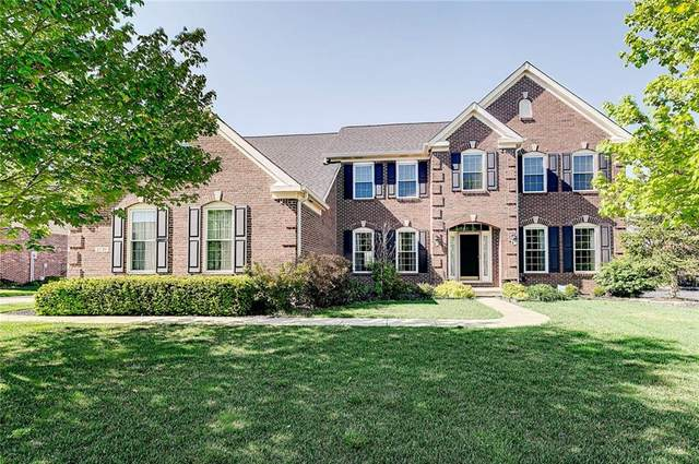 2736 Heathermoor Park Drive S, Carmel, IN 46074 (MLS #21783250) :: Mike Price Realty Team - RE/MAX Centerstone