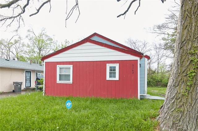 3142 N Euclid Avenue, Indianapolis, IN 46218 (MLS #21783271) :: Mike Price Realty Team - RE/MAX Centerstone