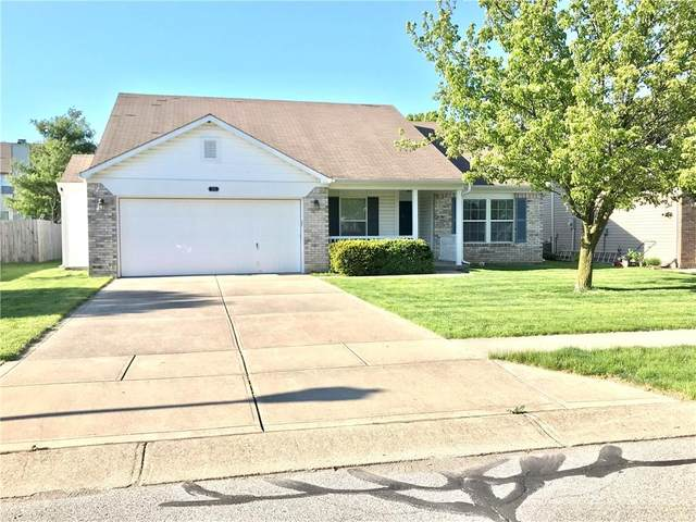 609 Lighthouse Drive, Fortville, IN 46040 (MLS #21783273) :: Richwine Elite Group