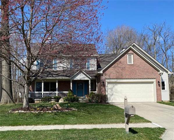 3634 Katelyn Lane, Indianapolis, IN 46228 (MLS #21783291) :: The Evelo Team
