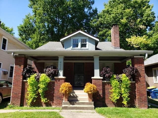 4020 N Illinois Street, Indianapolis, IN 46208 (MLS #21783297) :: Dean Wagner Realtors