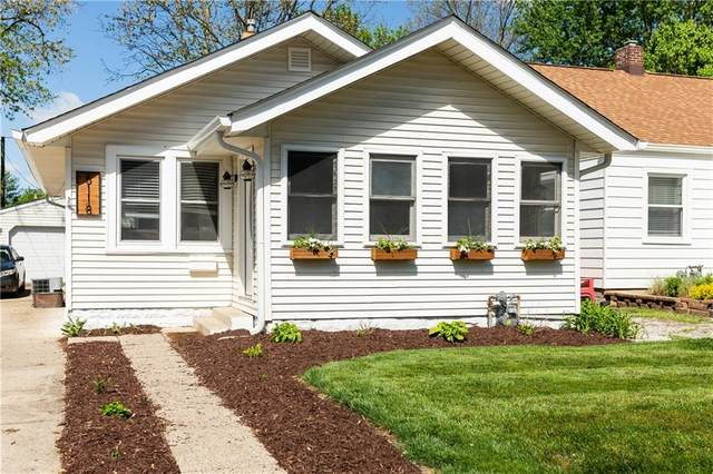 6118 Crittenden Avenue, Indianapolis, IN 46220 (MLS #21783312) :: AR/haus Group Realty
