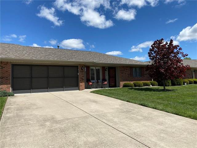 306 E 48th Street, Anderson, IN 46013 (MLS #21783316) :: The ORR Home Selling Team