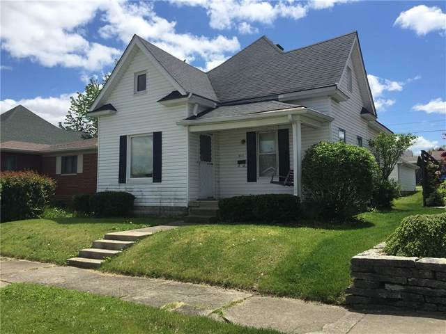 207 W 2nd Street, Greensburg, IN 47240 (MLS #21783324) :: The ORR Home Selling Team