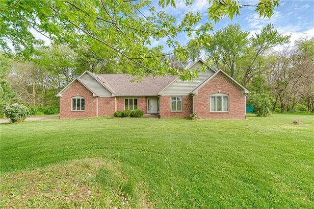 1118 W Co Rd 100S, Danville, IN 46122 (MLS #21783339) :: Heard Real Estate Team | eXp Realty, LLC