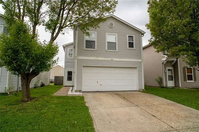 1262 Kenwood Drive, Greenwood, IN 46143 (MLS #21783340) :: Anthony Robinson & AMR Real Estate Group LLC