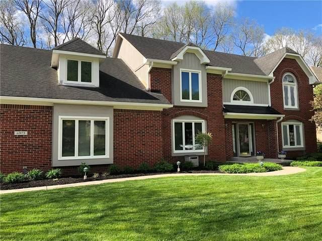 4973 Saint Charles Place, Carmel, IN 46033 (MLS #21783346) :: Heard Real Estate Team   eXp Realty, LLC