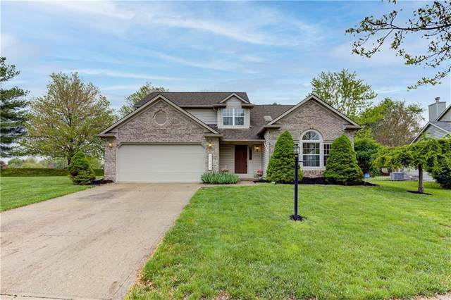 11932 Van Herp Court, Indianapolis, IN 46236 (MLS #21783350) :: Mike Price Realty Team - RE/MAX Centerstone