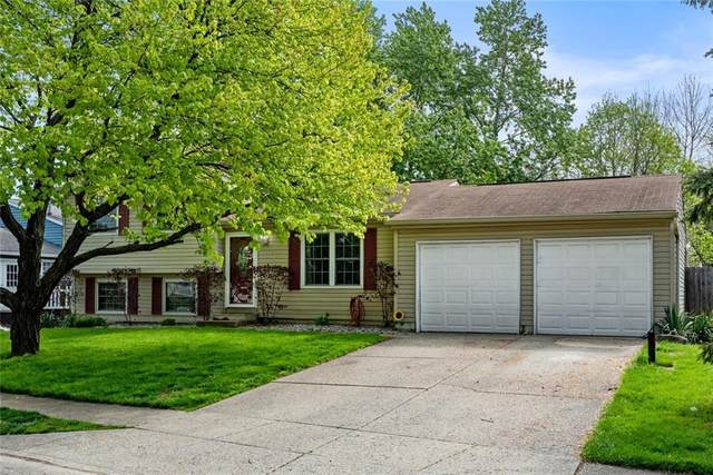 7017 Cross Key Drive, Indianapolis, IN 46268 (MLS #21783358) :: Heard Real Estate Team | eXp Realty, LLC