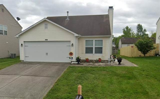 5361 Garth Drive, Indianapolis, IN 46224 (MLS #21783360) :: Mike Price Realty Team - RE/MAX Centerstone