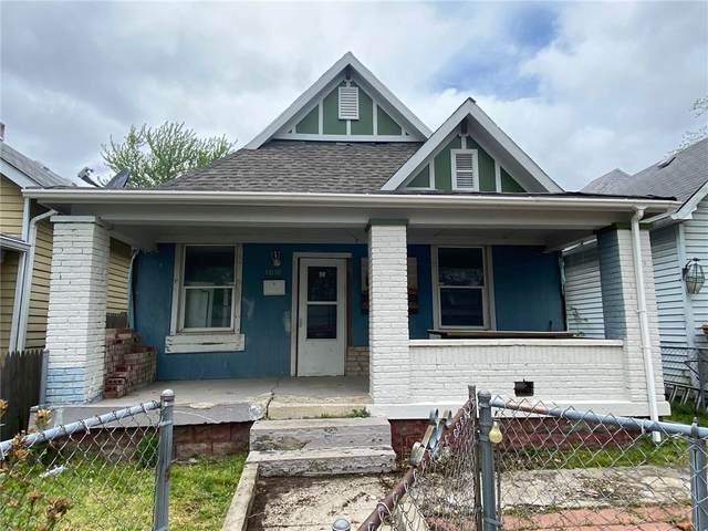 1010 Edgemont Avenue, Indianapolis, IN 46208 (MLS #21783389) :: Heard Real Estate Team | eXp Realty, LLC