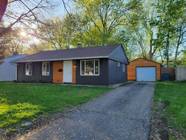 8828 Elmonte Drive, Indianapolis, IN 46226 (MLS #21783392) :: RE/MAX Legacy