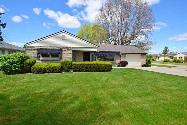 1924 E 8TH Street, Anderson, IN 46012 (MLS #21783400) :: RE/MAX Legacy