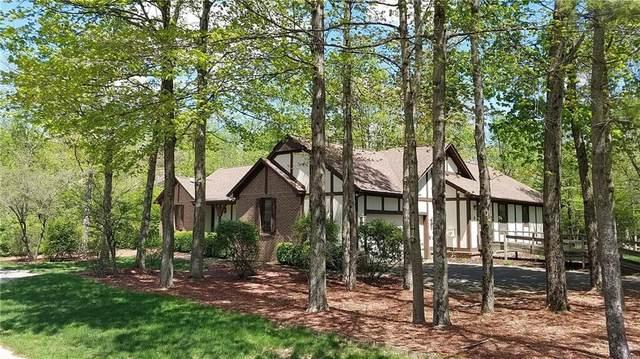9125 Sand Key Lane, Indianapolis, IN 46256 (MLS #21783403) :: Keller & Corbett Real Estate