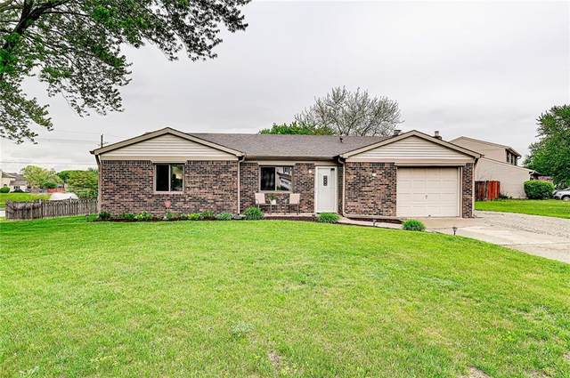 1188 Plymouth Rock, Greenwood, IN 46142 (MLS #21783458) :: The Evelo Team