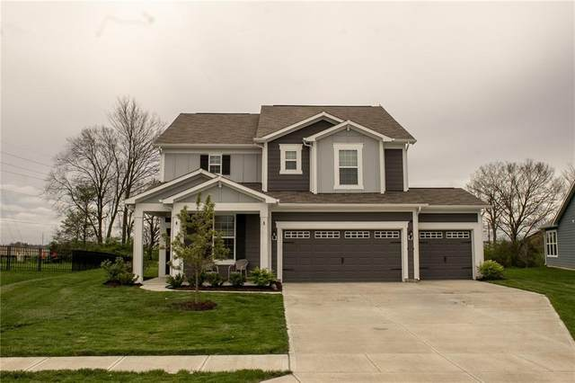 12735 Sunrise Drive, Noblesville, IN 46060 (MLS #21783470) :: Anthony Robinson & AMR Real Estate Group LLC