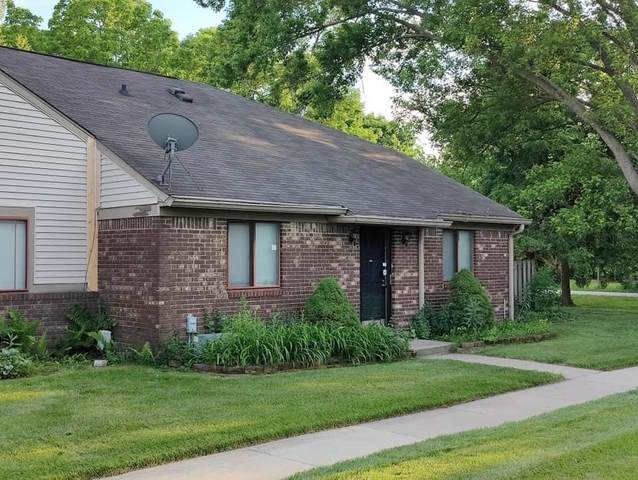 6060 Winged Foot Court #37, Indianapolis, IN 46254 (MLS #21783502) :: Pennington Realty Team