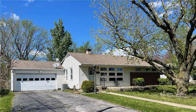 7912 E 49th Street, Indianapolis, IN 46226 (MLS #21783505) :: The Evelo Team