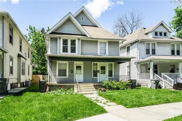 36 N Irvington Avenue, Indianapolis, IN 46219 (MLS #21783522) :: RE/MAX Legacy