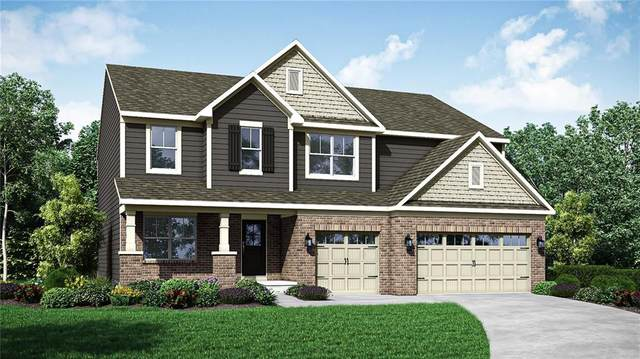 5465 Cloverdale Lane, Noblesville, IN 46062 (MLS #21783526) :: Richwine Elite Group