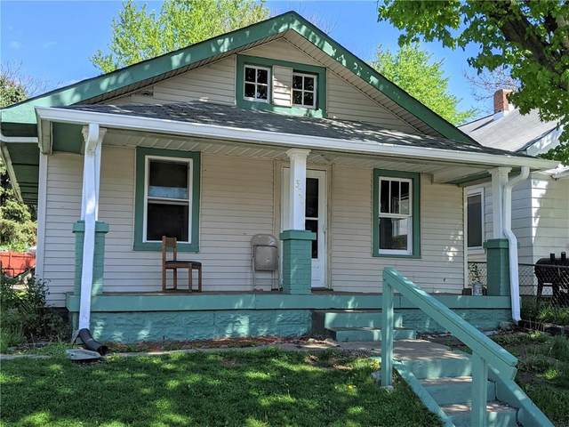 317 Villa Avenue, Indianapolis, IN 46201 (MLS #21783533) :: Ferris Property Group