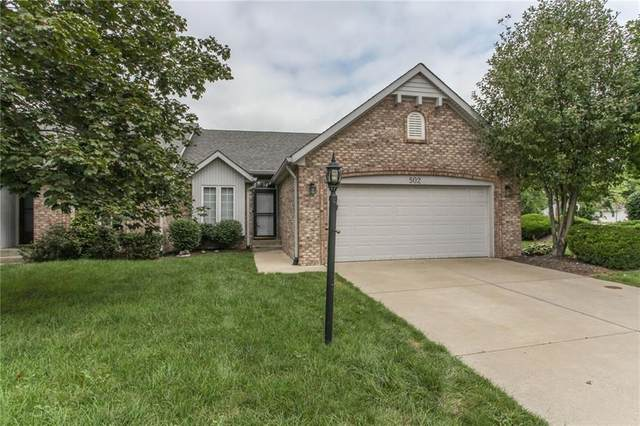 502 Silver Fox Court, Indianapolis, IN 46217 (MLS #21783545) :: Heard Real Estate Team | eXp Realty, LLC