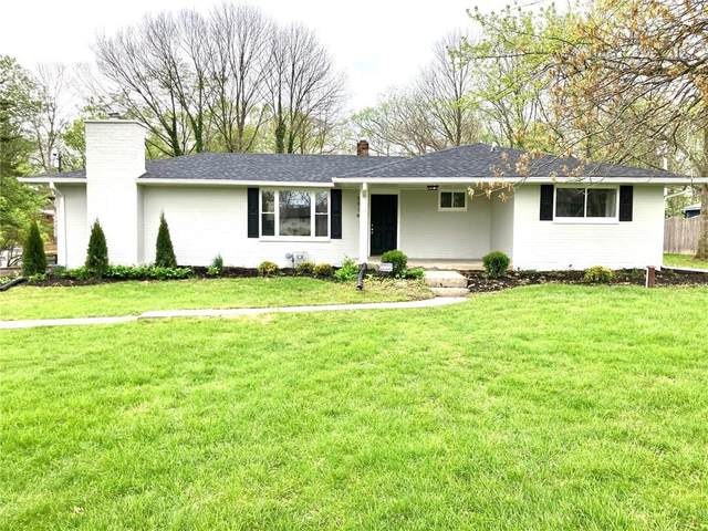 5914 N Emerson Avenue, Indianapolis, IN 46220 (MLS #21783559) :: AR/haus Group Realty