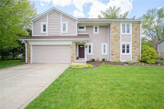 5047 Beechwood Road, Avon, IN 46123 (MLS #21783565) :: HergGroup Indianapolis