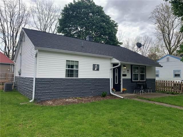 435 S Wayne Street, Danville, IN 46122 (MLS #21783578) :: Heard Real Estate Team | eXp Realty, LLC