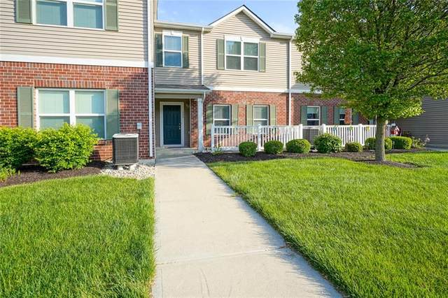 13225 Deception Pass #300, Fishers, IN 46038 (MLS #21783591) :: RE/MAX Legacy