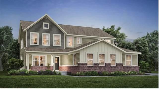 4688 Oakley Terrace, Zionsville, IN 46077 (MLS #21783594) :: Heard Real Estate Team | eXp Realty, LLC