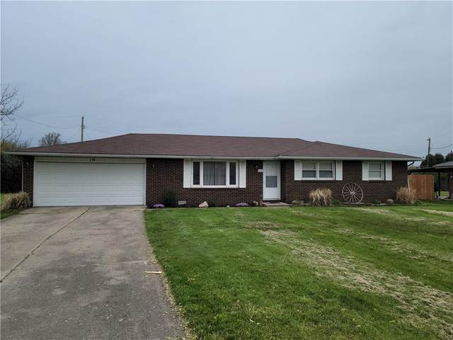 208 E 49th Street, Anderson, IN 46013 (MLS #21783597) :: The Indy Property Source