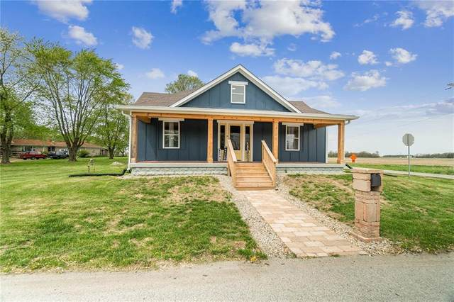 5286 W Us 40 Highway, Greenfield, IN 46140 (MLS #21783633) :: Anthony Robinson & AMR Real Estate Group LLC